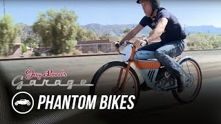 Download Phantom Bikes - Jay Leno's Garage Video