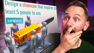 Download I Hired 10 People On Fiverr to Design Random Absurd Products! Video