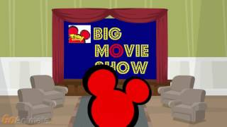 Download Toon Disney's Big Movie Show - Opening (2005-2007) Video
