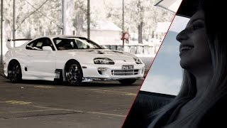 Download Brittany's Amazing 1998 Supra - Born This Way Modifiers Ep. 8 Video