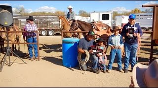 Download Wickenburg AZ Team Roping at Rancho Rio December 20th 2015 Video