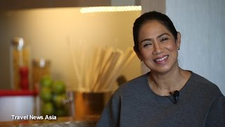 Download Asia's Best Female Chef - Margarita Forés - and Filipino Cuisine Interview - HD Video