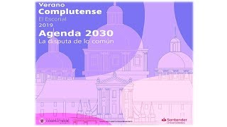 Download Encuentros Complutense. LA AGENDA 2030: LA DISPUTA POR LO COMÚN UCM Video