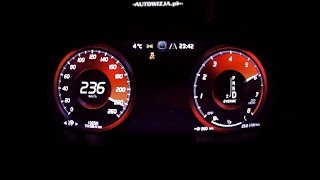 Download Volvo V90 T6 Cross Country acceleration 0-100 km/h, 0-200 km/h, 0-400 m, top speed, racelogic Video