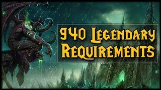 Download Legendary 940 Upgrade Requires Illidan Questlines? Video