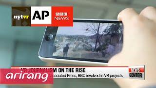 Download VR Journalism: New frontier in storytelling Video
