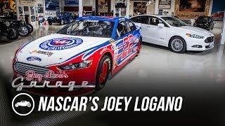 Download Jay Interviews NASCAR Driver Joey Logano - Jay Leno's Garage Video