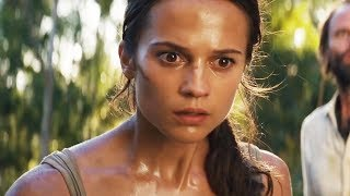 Download Tomb Raider Official 2018 Movie Trailer 2 Alicia Vikander Video