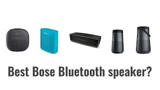 Download Which is the best Bose Bluetooth Speaker? In-depth Comparison Video
