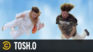 """Download CeWebrity Profile: """"Adrenaline Addiction""""'s Chase Reinford - Tosh.0 Video"""
