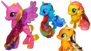 Download My little pony the movie - Min lilla Ponny på svenska Uppackning av leksaker My little Pony Video