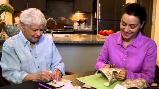 Download ComForCare Meaningful Activities with In Home Care Clients Video