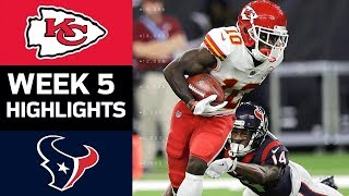 Download Chiefs vs. Texans | NFL Week 5 Game Highlights Video