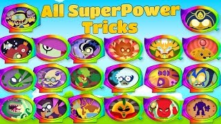 Download Plants vs Zombies Heroes All SuperPower Tricks Video