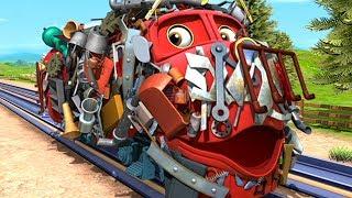 Download Stacyjkowo   Magnetyczny Wilson   Nowe Odcinki   Animacja Dla Dzieci Video