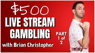 Download 🔴LIVE $500 Part 1 of 2 🎰 from San Manuel Casino 💰 BCSLOTS Video
