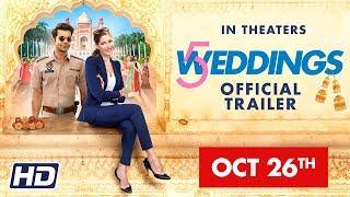 Download '5 Weddings' | 26 OCT | Nargis Fakhri | Rajkummar Rao | Bo Derek | Candy Clark Video