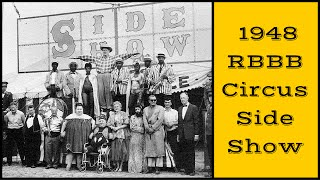 Download the 1948 RBBB Circus Sideshow Video