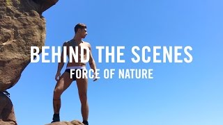 Download Behind The Scenes - Male Underwear Photo Shoot for Earth Day Video