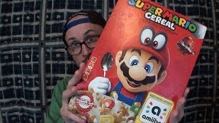 Download Brad Tries Super Mario Cereal Video