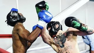 Download (SPARRING FOOTAGE) PAULIE MALIGNAGGI REVEALS MCGREGORS BIGGEST FLAW Video