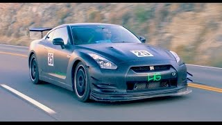 Download 2009 Nissan GT-R By HG Motorsports (SHOOTOUT) - /TUNED Video
