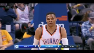Download Westbrook Notches 1st PERFECT Triple-Double In NBA History! | March 22, 2017 Video
