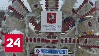 Download Гигантская ″Лилия″ проложит метро по-новому Video