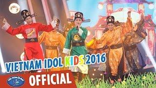 Download VIETNAM IDOL KIDS 2016 - GALA 5 - BỐNG BỐNG BANG BANG - TOP 6 & NHÓM 365 Video