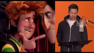 Download Hotel Transylvania 2: Behind the Scenes of Voice Acting Matched with Movie Video