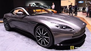 Download 2017 Aston Martin DB11 - Exterior and Interior Walkaround - Debut at 2016 Geneva Motor Show Video