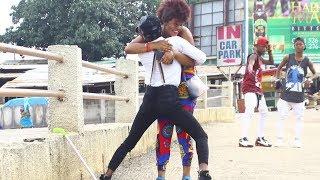 Download Ebony Sponsor ft Shatta Wale Remix Dance Video By YKD yewo krom dancers Video