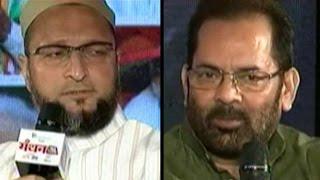 Download Naqvi, Owaisi On Beef Ban, Minorities At Manthan AajTak Video