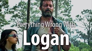Download Everything Wrong With Logan In 17 Minutes Or Less Video