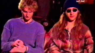Download Alice In Chains Interview MTV 1993 Video