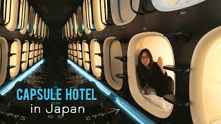 Download TOKYO CAPSULE HOTEL TOUR Video