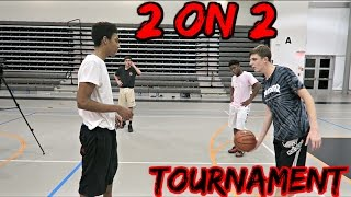 Download INSANE 2 on 2 Basketball TOURNAMENT! Video