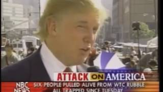 Download Donald Trump interview 2 days after 9/11 at ground zero Video