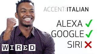 Download 8 People Test Their Accents on Siri, Echo and Google Home | WIRED Video