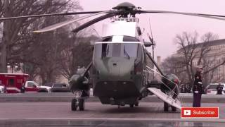 Download WATCH President Donald Trump and Obama Leave Capitol Hill on Inauguration Day AMAZING SIGHT!✔ Video