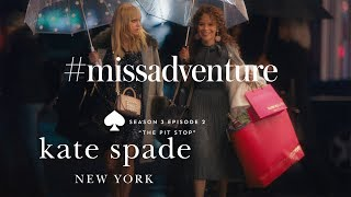 Download anna faris & rosie perez in #missadventure: the pit stop (s3, e2)   kate spade new york Video