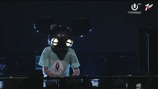 Download DEADMAU5 @ Ultra Music Festival Miami 2016 FULL SET MP3 DOWNLOAD + HD VIDEO Video