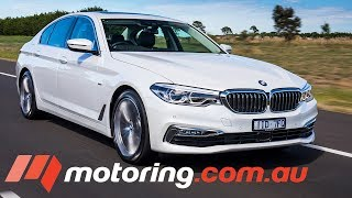 Download 2017 BMW 520d Review | motoring.au Video