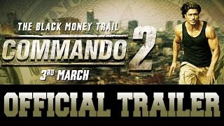 Download Commando 2 | Official Trailer | Vidyut Jammwal | Adah Sharma | Esha Gupta | Freddy | 3rd March 2017 Video