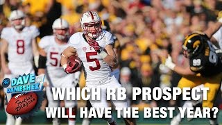 Download Which 2017 NFL Draft running back will have the best year? | NFL Network | DDFP Video