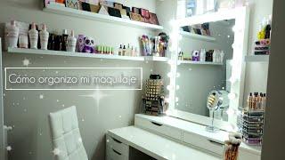 Download Mi TOCADOR ♥️ COLECCIÓN y ORGANIZACIÓN de maquillaje 💄 Video