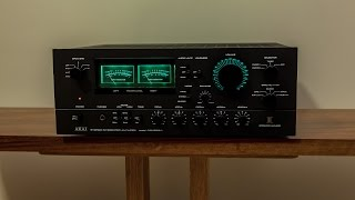 Download AKAI AM-2950 Amplifier LED Modification Video