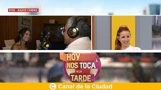 Download Día Mundial de la Radio: Vicky con Mario Massaccedi en Hoy nos toca a la Tarde Video