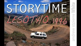 Download STORY TIME Lesotho 1996, with Andrew StPierre White Video