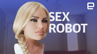 Download Sex Robot hands-on at CES 2018 Video